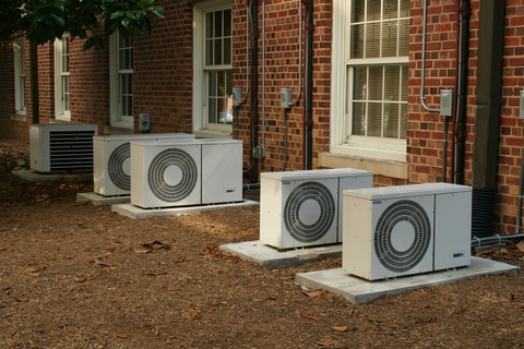 A picture of air conditioning systems